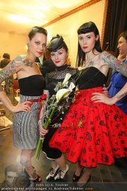 Querschnitt Fashion Show - Pratersauna - Mi 14.04.2010 - 3