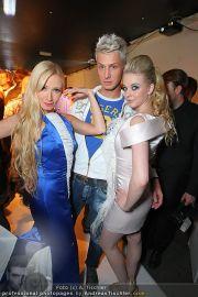 Querschnitt Fashion Show - Pratersauna - Mi 14.04.2010 - 4