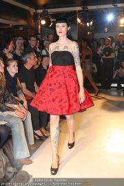 Querschnitt Fashion Show - Pratersauna - Mi 14.04.2010 - 55