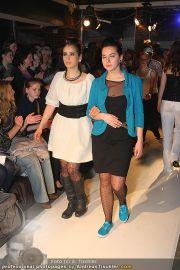 Querschnitt Fashion Show - Pratersauna - Mi 14.04.2010 - 65
