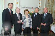 Ehrung - Bundeskanzleramt - Do 29.04.2010 - 5