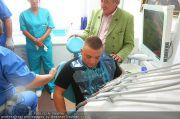 Menowin beim Zahnarzt - Festenburg Praxis - Mo 10.05.2010 - 14