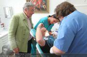 Menowin beim Zahnarzt - Festenburg Praxis - Mo 10.05.2010 - 16