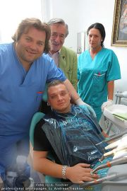 Menowin beim Zahnarzt - Festenburg Praxis - Mo 10.05.2010 - 17