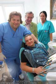 Menowin beim Zahnarzt - Festenburg Praxis - Mo 10.05.2010 - 2