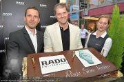 Baumann Buchpräsentation - Rado Shop - Mi 26.05.2010 - 1