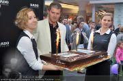Baumann Buchpräsentation - Rado Shop - Mi 26.05.2010 - 8