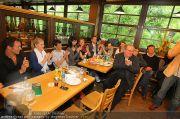 Ensemble Dinner - Schweizerhaus - Di 01.06.2010 - 15