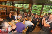 Ensemble Dinner - Schweizerhaus - Di 01.06.2010 - 20