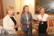 Baronessen Treffen - Hofreitschule - Mo 07.06.2010 - 11