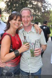 Mojito Cocktail - Burggarten - Di 08.06.2010 - 18