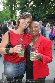 Mojito Cocktail - Burggarten - Di 08.06.2010 - 20