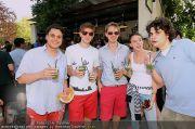 Mojito Cocktail - Burggarten - Di 08.06.2010 - 23