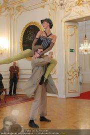 Buchpräsentation - Ungarische Botschaft - Di 22.06.2010 - 13
