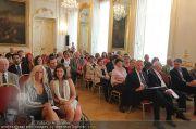 Buchpräsentation - Ungarische Botschaft - Di 22.06.2010 - 19