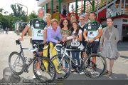 Meilenstein Charity - Toboggan Prater - Di 27.07.2010 - 1