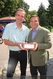 Meilenstein Charity - Toboggan Prater - Di 27.07.2010 - 16