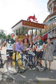 Meilenstein Charity - Toboggan Prater - Di 27.07.2010 - 17