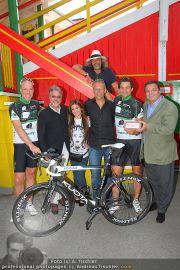 Meilenstein Charity - Toboggan Prater - Di 27.07.2010 - 19