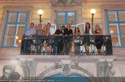 Opening - Restaurant Artner - Do 12.08.2010 - 14