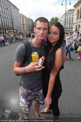 Streetparade - Wiener Ring - Sa 14.08.2010 - 10