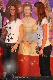 Christina Stürmer - Madame Tussauds - Mi 18.08.2010 - 13