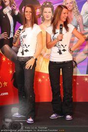 Christina Stürmer - Madame Tussauds - Mi 18.08.2010 - 14