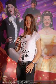 Christina Stürmer - Madame Tussauds - Mi 18.08.2010 - 15