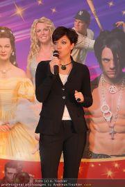 Christina Stürmer - Madame Tussauds - Mi 18.08.2010 - 20
