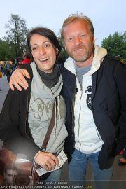 VIPs bei U2 - Happelstadion - Mo 30.08.2010 - 11