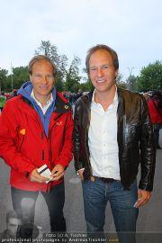 VIPs bei U2 - Happelstadion - Mo 30.08.2010 - 12