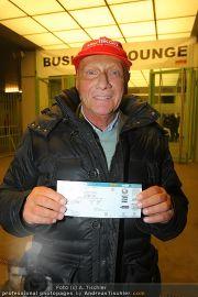 VIPs bei U2 - Happelstadion - Mo 30.08.2010 - 18