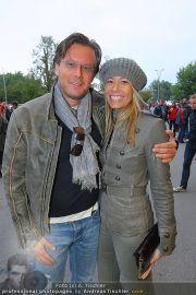 VIPs bei U2 - Happelstadion - Mo 30.08.2010 - 21