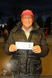 VIPs bei U2 - Happelstadion - Mo 30.08.2010 - 30