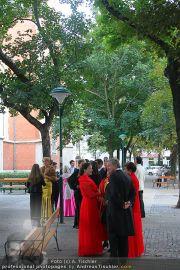 Husslein Maculan Hochzeit - St. Elisabeth Platz - Sa 04.09.2010 - 6