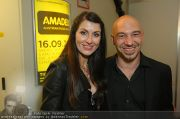 Amadeus Award & Party - Stadthalle - Do 16.09.2010 - 22