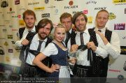 Amadeus Award & Party - Stadthalle - Do 16.09.2010 - 6