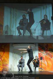 Picasso Eröffnung - Albertina - Di 21.09.2010 - 18