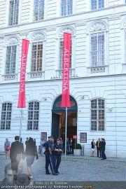 Picasso Eröffnung - Albertina - Di 21.09.2010 - 22