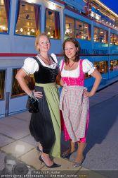 Oktoberfest - MS Admiral Tegetthoff - Fr 24.09.2010 - 4