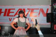 21 Jahre Heaven - Camera - Sa 09.10.2010 - 15