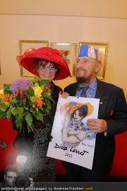 Dina Larot Ausstellung - Palais Palffy - Fr 15.10.2010 - 14