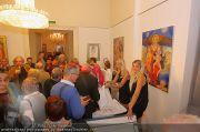 Dina Larot Ausstellung - Palais Palffy - Fr 15.10.2010 - 19