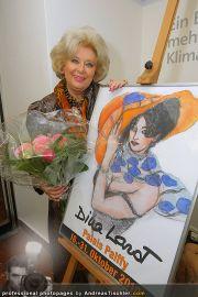Dina Larot Ausstellung - Palais Palffy - Fr 15.10.2010 - 20