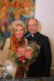 Dina Larot Ausstellung - Palais Palffy - Fr 15.10.2010 - 4