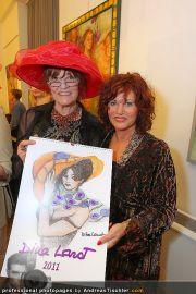 Dina Larot Ausstellung - Palais Palffy - Fr 15.10.2010 - 6