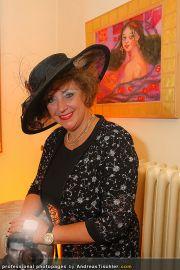 Dina Larot Ausstellung - Palais Palffy - Fr 15.10.2010 - 9