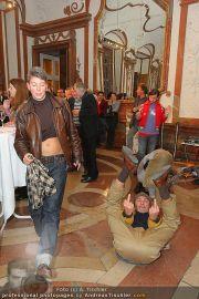 Valie Export Ausstellung - Belvedere - Fr 15.10.2010 - 11