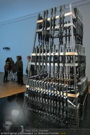 Valie Export Ausstellung - Belvedere - Fr 15.10.2010 - 28