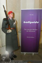 Ballguide Präsentation - Hofreitschule - Mi 10.11.2010 - 25